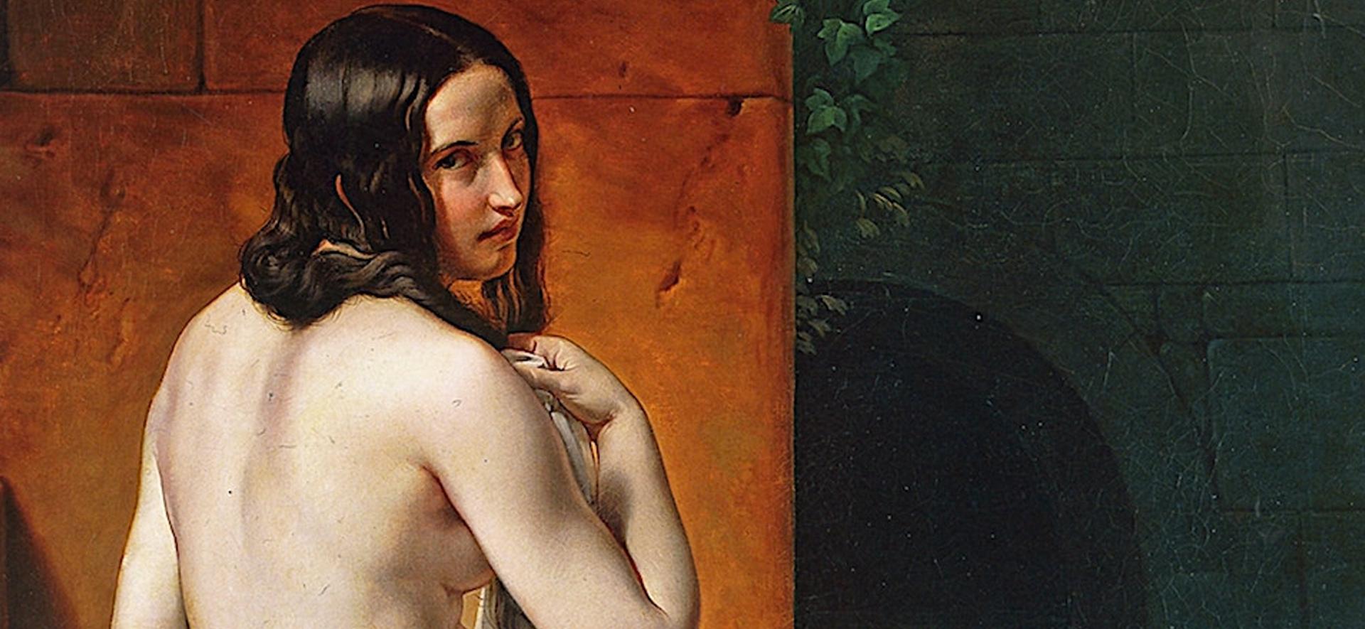Lo svelamento della nudità tra scandalo, parola e morte / 3 – L'articolo su Pangea